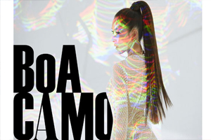WATCH: BoA is coming for 'Camo' project!