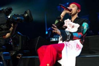 G-Dragon, 'NOW' in Seattle!