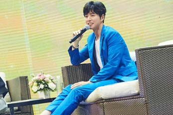 Park Haejin, fan meeting in Thailand!
