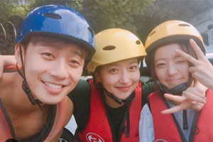 \'Fight for My Way\' Cast is having a blast in Jeju island!