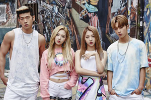 Billboard highlights KARD\'s debut track \'HOLA HOLA\'!