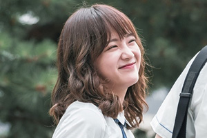 Kim Sejeong is No.1 female advertising model in Korea!