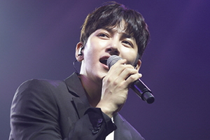 Ji Changwook says good-bye to his fans at his last concert before joining the army!