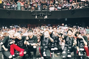 MONSTA X had a successful USA tour & they are headed to Asia, Europe and more!