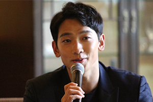 RAIN to come back with new album in November.