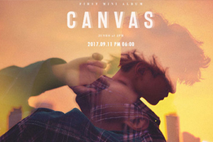 2PM\'s Junho drops first solo album \'CANVAS.\'