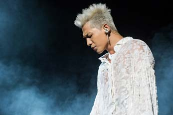 Taeyang's world tour in New York!