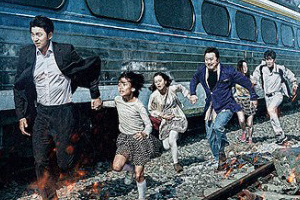 \'Train to Busan\' opened in Japan, ranks no.1 in audience rating!