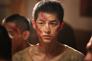 Song Joongki opens up about controversy over \'The Battleship Island.\'