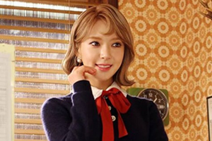 Choa from AOA reportedly to halt all activities next year.