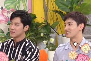 \'Happy\' Changmin wanted to be a member of \'Super Junior\'? [Happy Together]