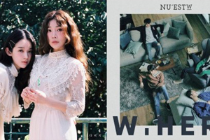 DAVICHI tops charts with comeback, NU\'EST W continue to storm the charts.