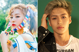 Red Velvlet\'s Seulgi to feature in Taemin\'s new album.