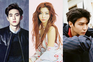 EXO\'s Suho & VIXX\'s Leo & f(x) & KAI & Luna to star in musical \'The Last Kiss\' as lovers.