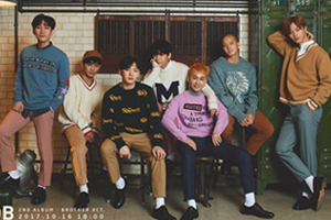 BTOB\'s new song \'Missing You\' tops music charts!