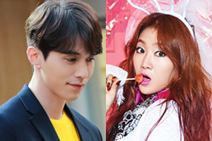 Lee Dong Wook fulfills his promise to appear in Soyou\'s MV!