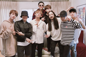 BTS to release collab with Steve Aoki & Desiigner!