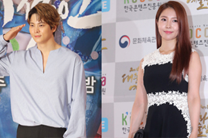 Joo Won & BoA confirmed to have broken up recently.