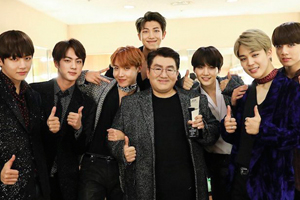Bang Si Hyuk to receive Presidential Award for his work with BTS