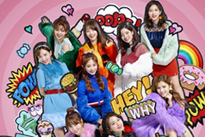 TWICE to release Japanese single \'Candy Pop\' in February