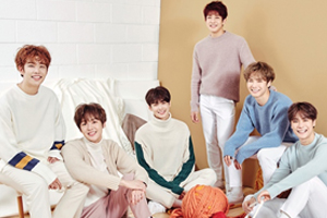 ASTRO to come back in January with limited edition album
