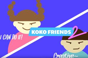 Here are 5 new amazing KOKO Friends!