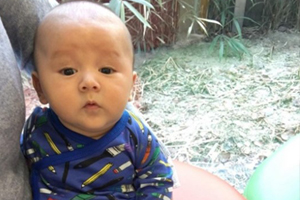 Sam Hammington reveals William\'s brother Bentley,