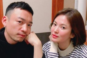 Newlywed Song Hyekyo gives update from Japan