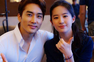 Song Seung Heon and Liu Yifei have broken up after 3 years of dating