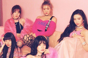 Red Velvet sweeps global charts with \'Bad Boy\', No.1 in 16 regions!