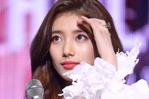 Suzy finds it hard to answer questions at her comeback showcase