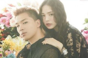 Wedding D-4 Taeyang♥Min Hyorin\'s couple photoshoot revealed!