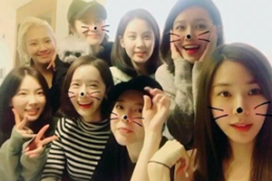 Girls\' Generation\'s 8 members reunite, including Tiffany!