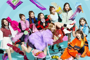 TWICE tops Oricon Daily Chart in Japan with \'Candy Pop\'