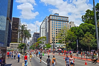 The most famous avenue in Brazil !!! (Special