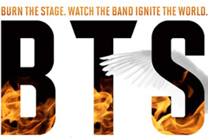 BTS: BURN THE STAGE: documentary series featuring 300 days of \'WINGS TOUR\'
