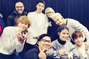 Lee Sangmin & Martha\'s family meet up with BIGBANG! [One Night Sleepover Trip]