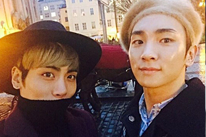 SHINee\'s Key wishes Jonghyun a happy birthday:
