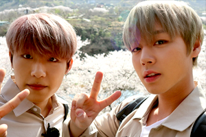 Wanna One\'s Park Ji Hoon & Park Woo Jin\'s excitement overload! [Battle Trip]