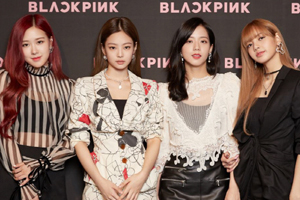 BLACKPINK becomes first K-Pop girl group to hit England\'s Official Trending Chart