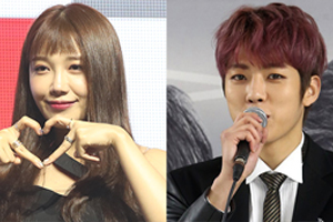 Apink\'s Eunji & INFINITE\'s Sungyeol to co-star in horror movie \'0.0MHz\'