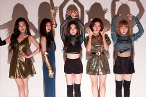 Red Velvet to come back in early August, finished shooting MV