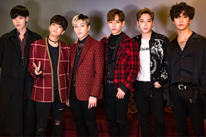 B.A.P\'s 6 members are discussing contract renewal