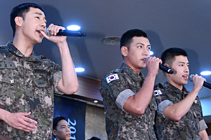 Ji Chang Wook, Kang Ha Neul and Kim Sunggyu star in a military musical