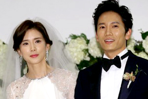 Ji Sung and Lee Bo Young are expecting their second child!