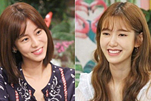 Cast of \'My Only One\' U-IE, Lee Jangu, Na Hyemi, Yoon Ji Ni on \'Happy Together\'!