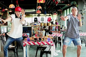 SHINHWA\'s Kim Dong Wan & Jun Jin\'s 20-year friendship trip [Battle Trip]