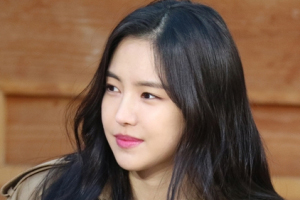 Apink\'s Son Na Eun feels conscious about her looks? [Happy Together]