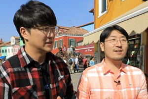 Sung Sikyung & Park Joon-Woo\'s gourmet trip to Barcelona, Spain! [Battle Trip]