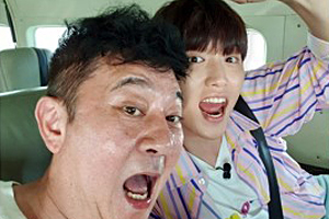 Sandeul & Park Jungyu\'s family trip to Ha Long Bay, Vietnam! [Battle Trip]